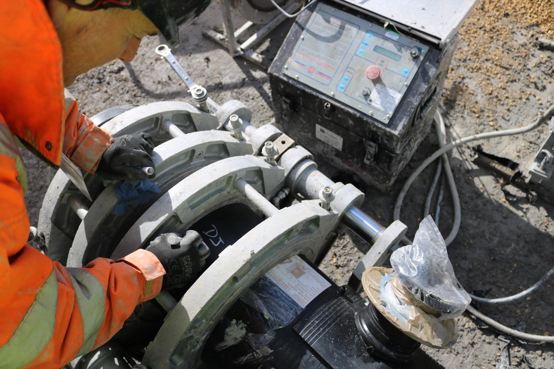 water sprinkler utilities contractors