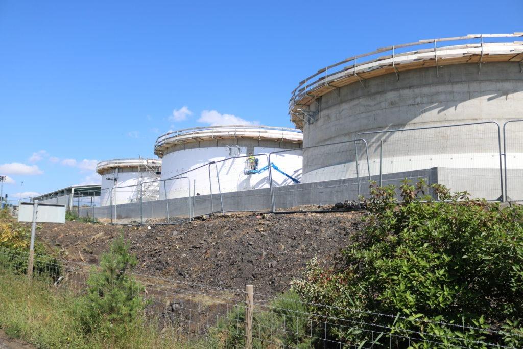 bio methan utility services