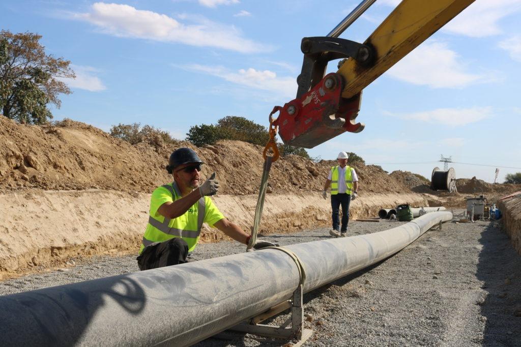 water pipe contractors