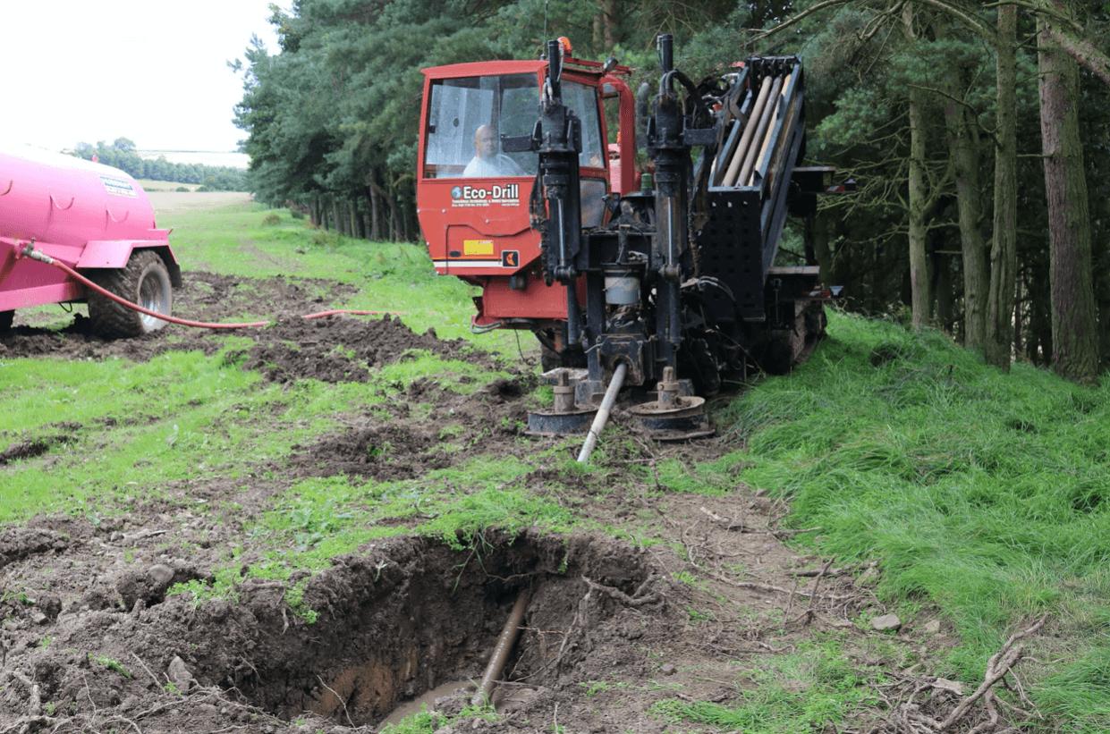 bio methane installation company uk