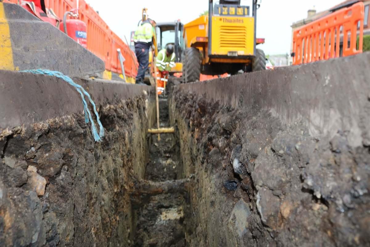 utilities contracting uk