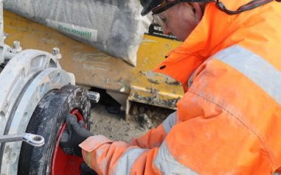 gas pipe installation services